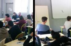 interventions Lycée rabelais