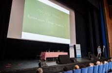 ©Gaël Dupret/MaxPPP, France, Montrouge le 07-06-2016 : 100 000 Entrepreneurs au Festival Déclic / 100 000 Entrepreneurs at Declic Festival Photo : Présentation de 100 000 entrepreneurs / Presentation de 100 000 entrepreneurs