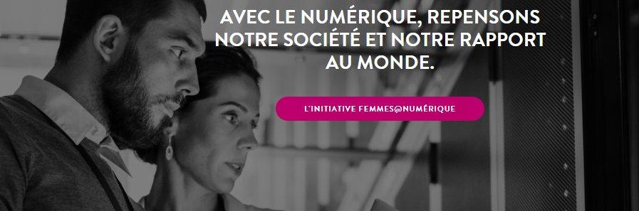 femmes numerique